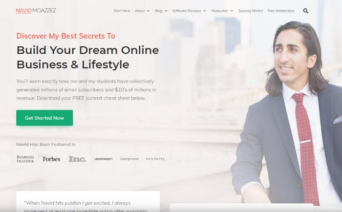 Navid Moazzez Lifestyle Blog