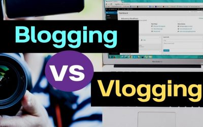 Blogging vs. Vlogging – Which is profitable in 2021?
