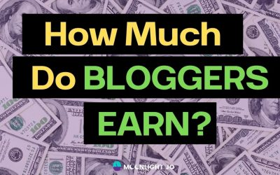How much do Bloggers Earn?